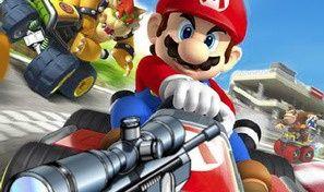 Original game title: Hunting Super Mario