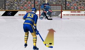 Original game title: Hockey Shootout