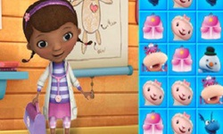 Doc McStuffins Match It