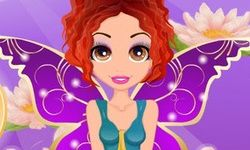 Water Lily Fairy Makeover