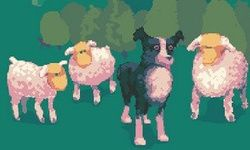 Sheepwalk!