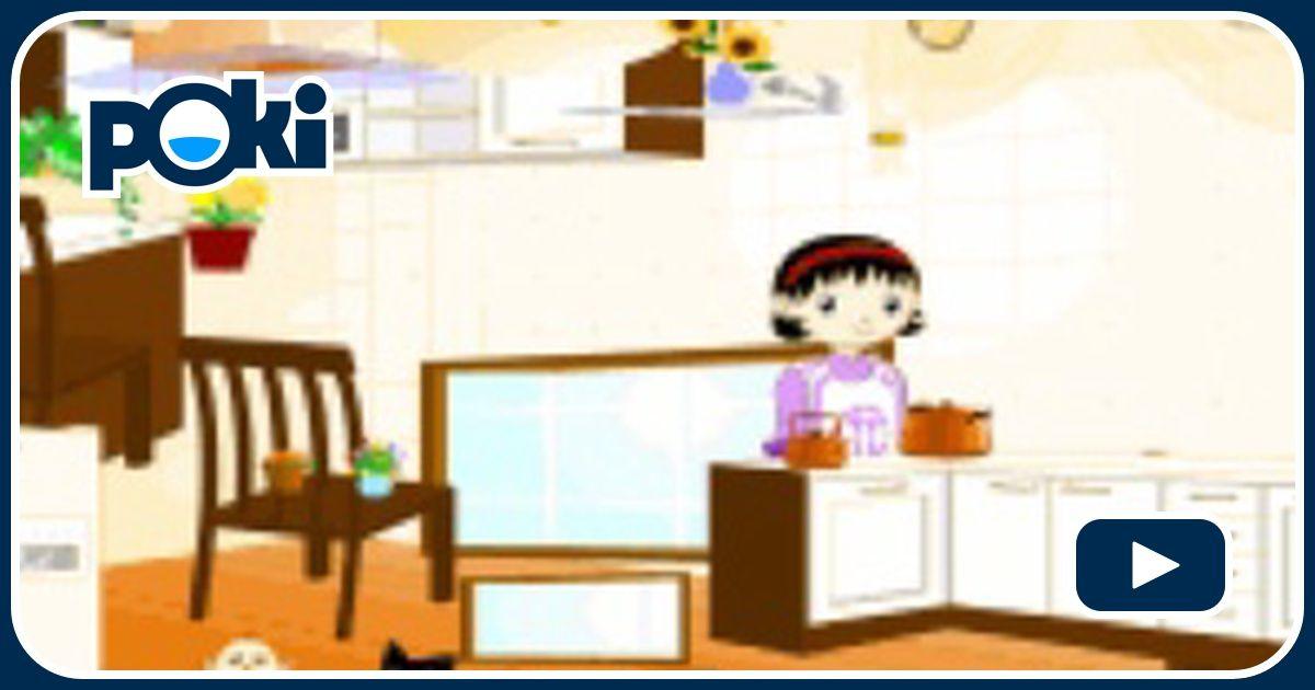 Decoraci n de cocina online juega gratis en paisdelosjuegos - Juegos gratis de decoracion ...