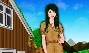 Farmer Girl Dress Up
