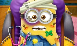 Minion Injured