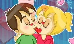 Kiddy Kissing