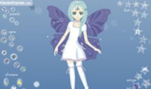 Sad Fairy Dress Up