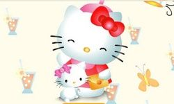 Hello Kitty Memory Game