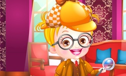 Baby Hazel Detective Dress-Up