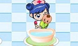 Corrida de Guardería de Bebés
