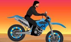 Desert Motorcycle Ride