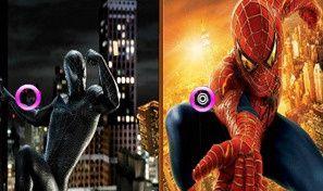 Original game title: Spiderman Similarities