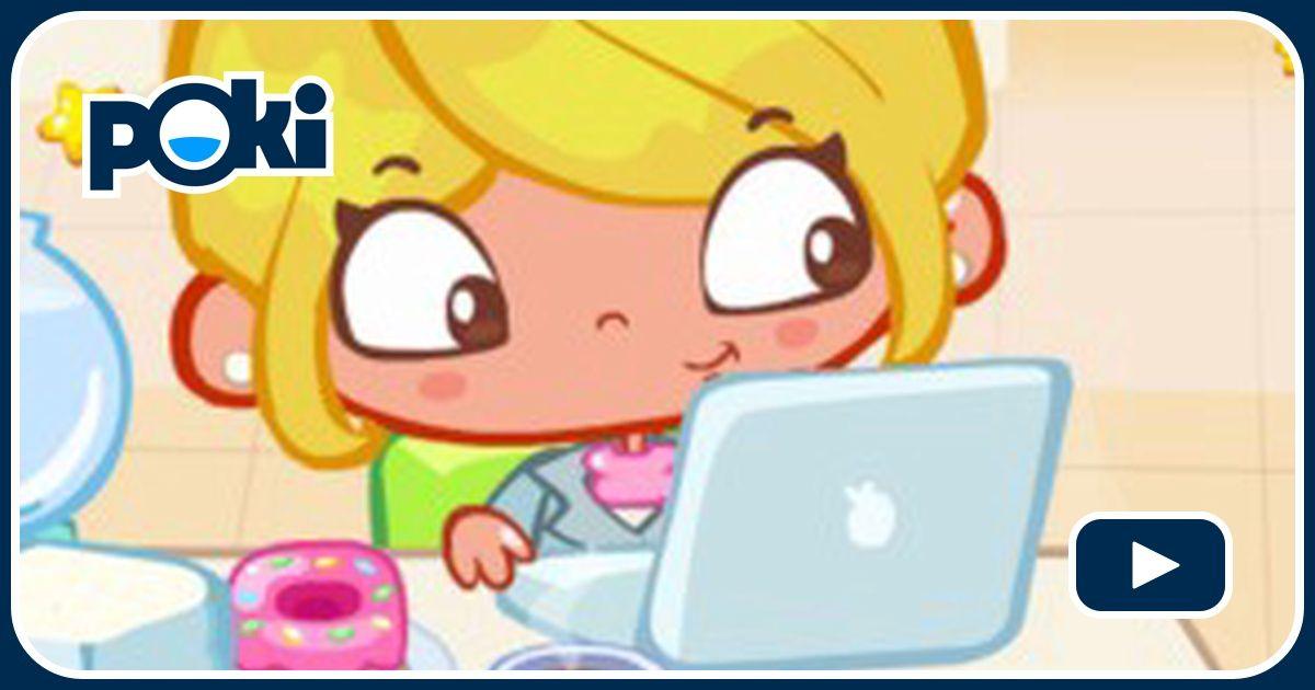Игры Для Девочек Офисное Безделье