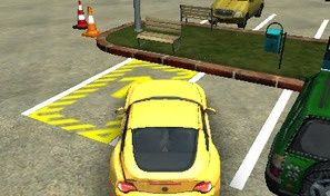 Original game title: Skill 3D Parking: Mall Madness