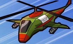 Policías de Helicópteros