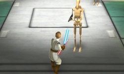 Duel Action Lightsaber Battle