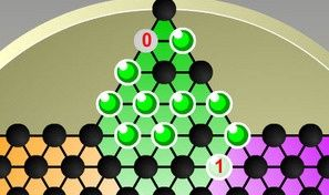 Original game title: Fupa Chinese Checkers