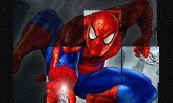 Tiles Builder: Spiderman