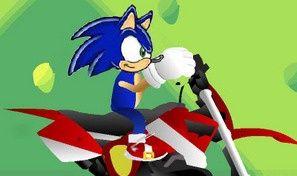 Sonic New Bike