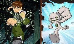 Ben10 Similarities