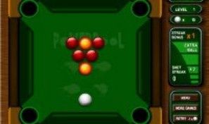 Original game title: Power Pool