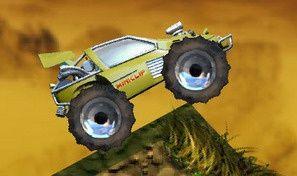 Original game title: Dune Buggy