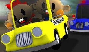 Original game title: Sim Taxi Bubble City