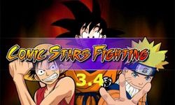 Comic Stars Fighting 3.4