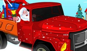 Santa Gifts Truck