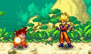 Original game title: Dragon Ball Fighting