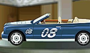 60's Sports Car