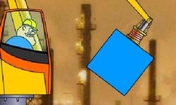 Magnet Crane