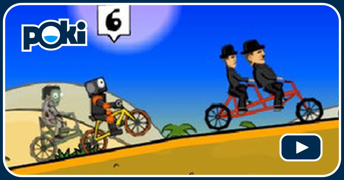Cyclomaniacs Game - Other Games - GamesFreak