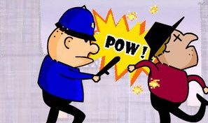 Original game title: Cops and Robbers