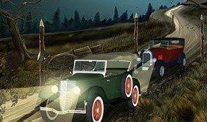 Original game title: Cemetery Road