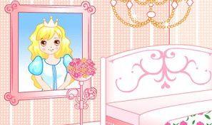 Princess Bedroom Makeover