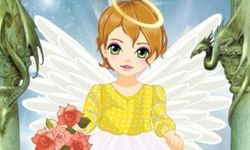 Baby Angel Dress-Up