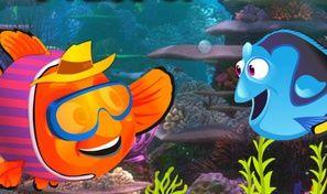 Finding Nemo Dress-Up