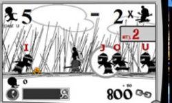 Samurai Agitado