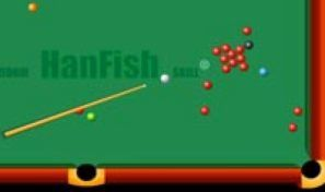 Original game title: Snooker