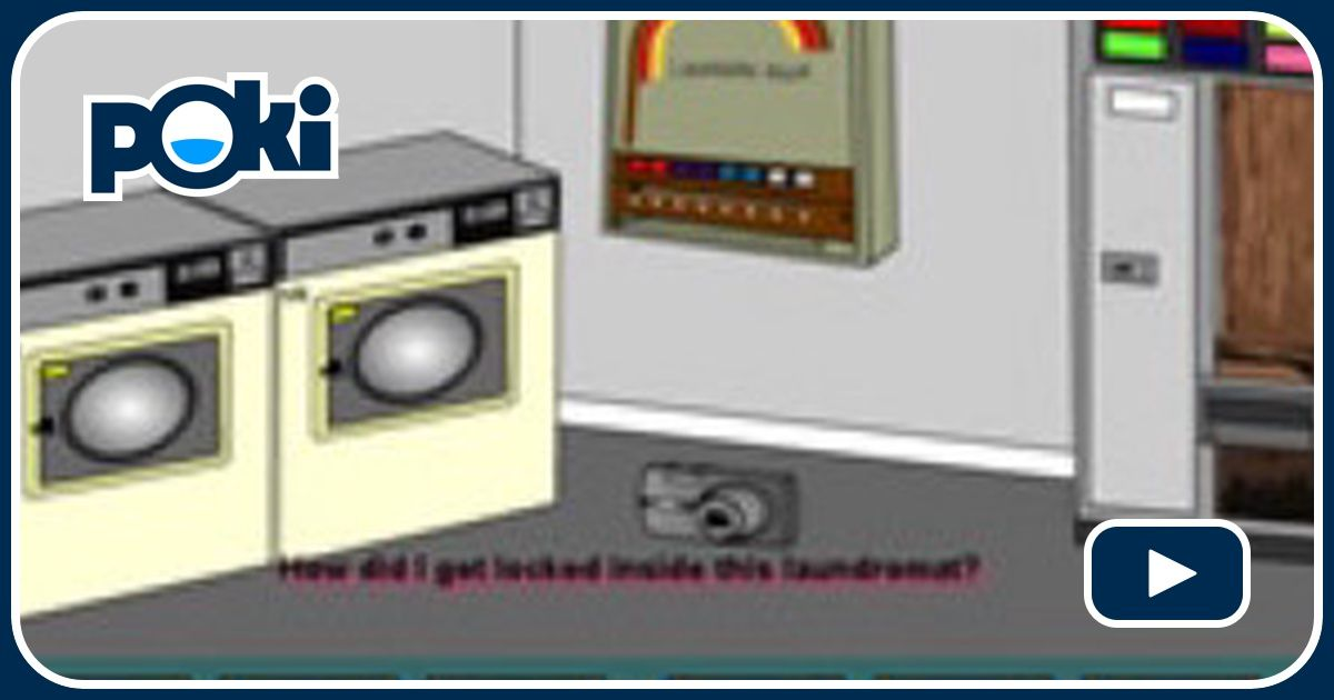 escape from the laundromat game escape games gamesfreak