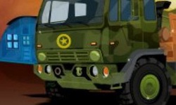 Military Mission Truck