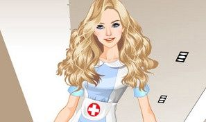 Original game title: Nurse Girl Dress Up