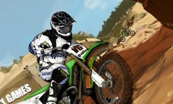 Desert Dirt Motocross