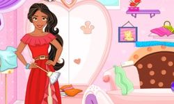 Elena of Avalor Room Cleaning