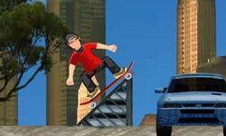 Skateboard Wahnsinn