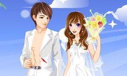 Dandan Pernikahan Pantai