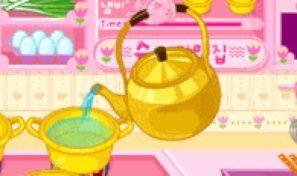 Original game title: Sue Cooking