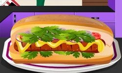 Hot Dog Delicioso