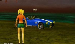 Original game title: Club Marian