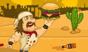 Original game title: Mad Burger 3